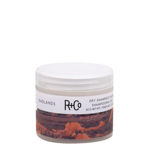 R + Co Badlands Dry Shampoo Paste Shampoo A secco 62gr