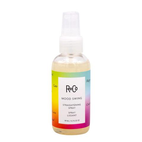 R + Co Mood Swing Straightening Spray Lisciante 119ml