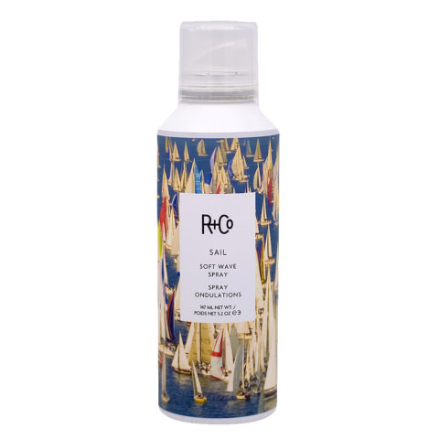 R + Co Sail Soft Wave Spray Crea Onde e Volume 147ml