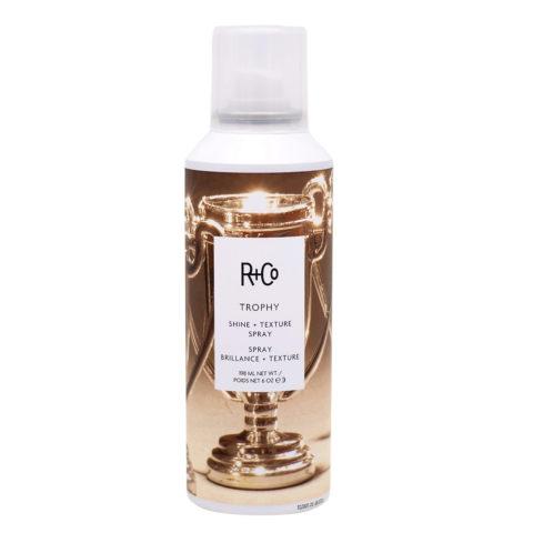 R + Co Trophy Shine Spray Lucidante 198ml