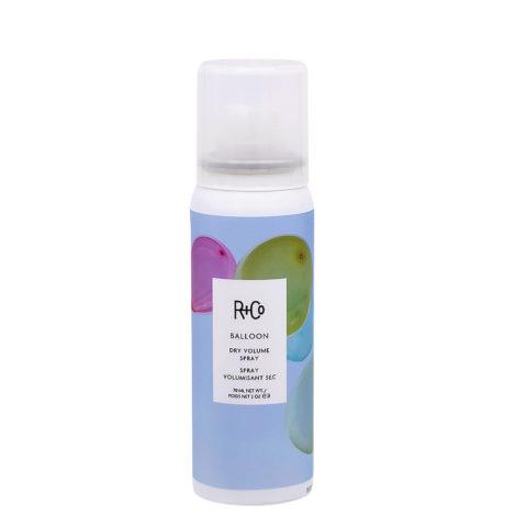 R+Co Balloon Dry Volume Spray Volumizzante Secco 70ml