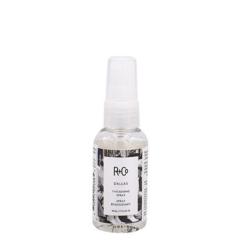 R + Co Dallas Thickening Spray Ispessente per Capelli Fini 50ml