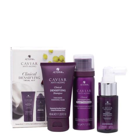 Alterna Caviar Clinical Densifying Trial Kit Box - per capelli fini e diradati