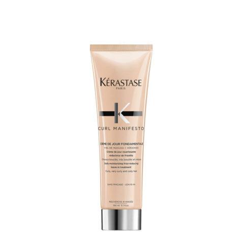 Kerastase Curl Manifesto Crème de Jour 150ml - crema anticrespo per capelli ricci
