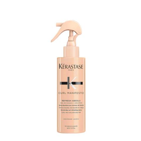 Kerastase Curl Manifesto Refresh Absolu 190ml - spray definizione ricci