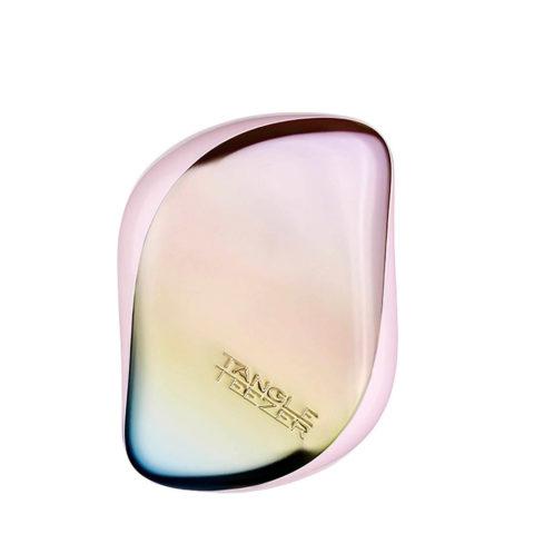 Tangle Teezer Compact Styler Pearlescent Matte - spazzola compatta metallizzata