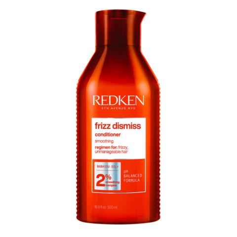 Redken Frizz Dismiss Conditioner Formato Speciale 500ml - balsamo capelli crespi
