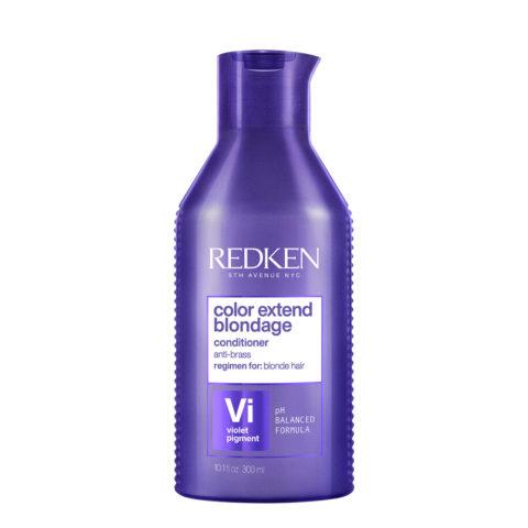 Redken Color Extend Blondage Conditioner 300ml - balsamo antigiallo