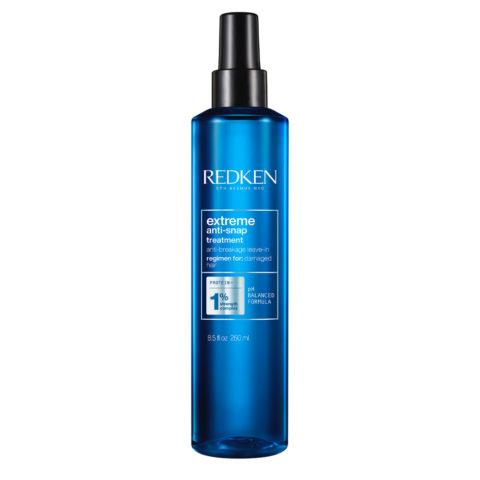 Redken Extreme Anti-Snap 250ml - trattamento leave in per capelli danneggiati