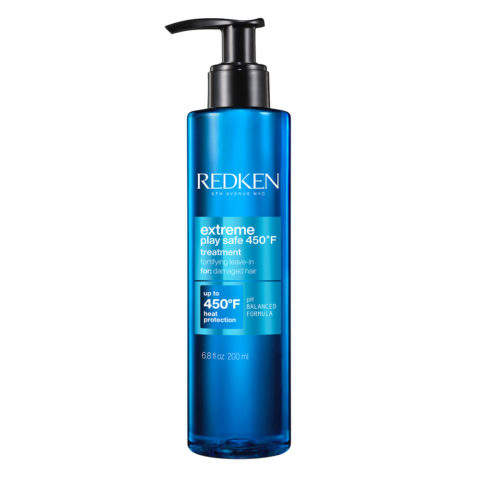 Redken Extreme Play Safe 200ml - leave in termoprotettore