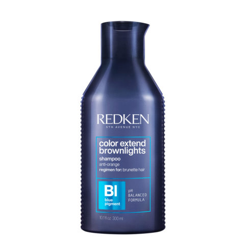 Redken Color Extend Brownlights Shampoo 300 ml - shampoo per capelli castani