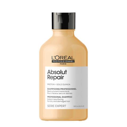 L'Oréal Professionnel Paris Serie Expert Absolut Repair - shampoo capelli danneggiati 300ml