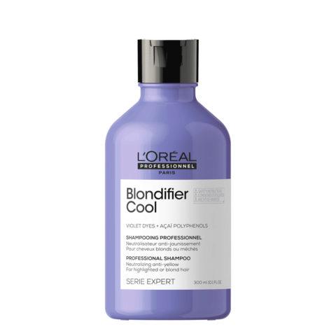 L'Oréal Professionnel Paris Serie Expert Blondifier 300ml - shampoo per capelli biondi naturali e schiariti