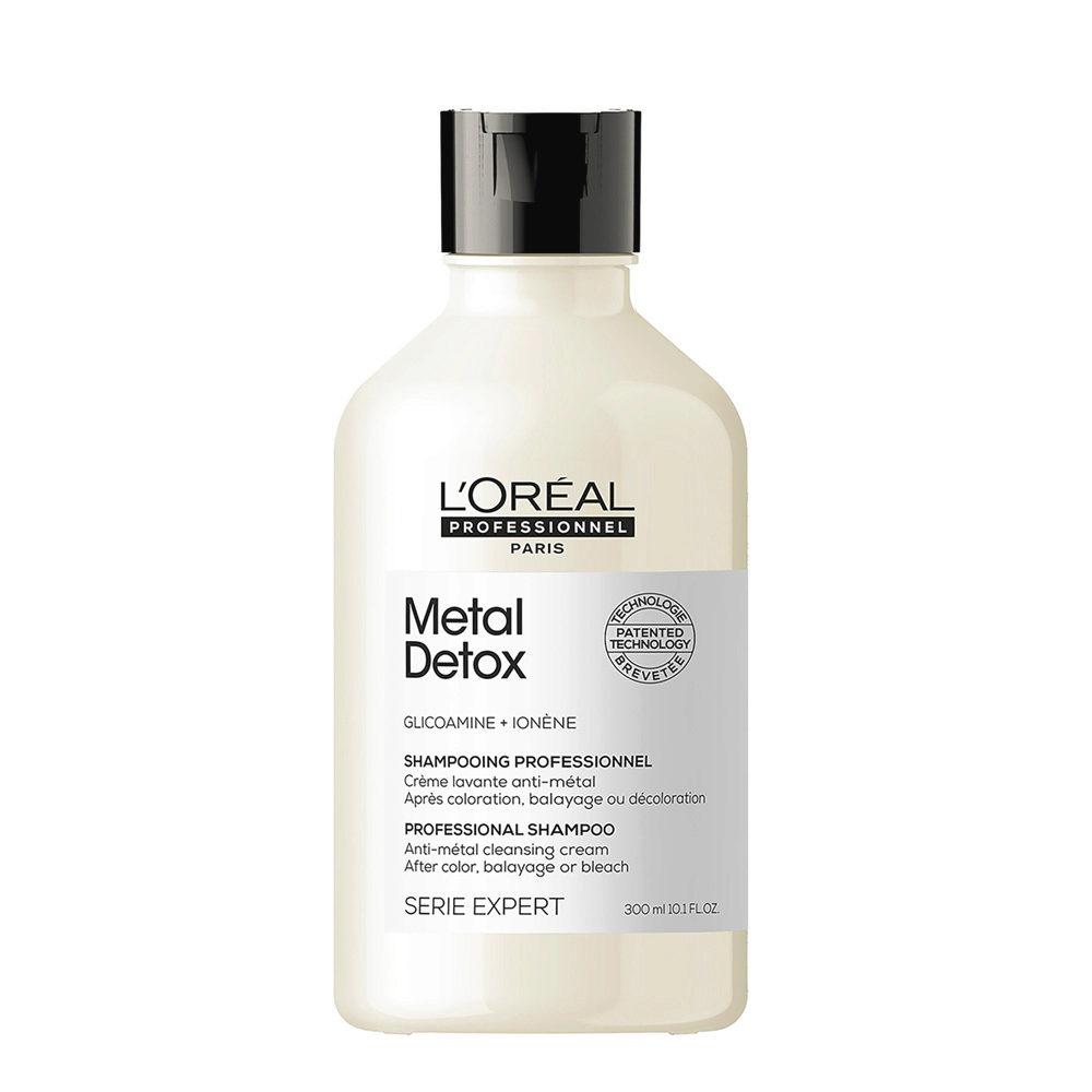 L'Oréal Professionnel Paris  Serie Expert Metal Detox Shampoo Chelante  300ml -  shampoo azione anti-metallo