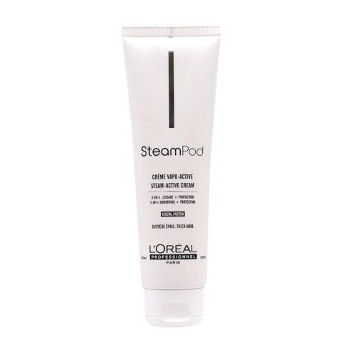 Steampod Crème Vapo Activée 150ml - crema lisciante per capelli spessi