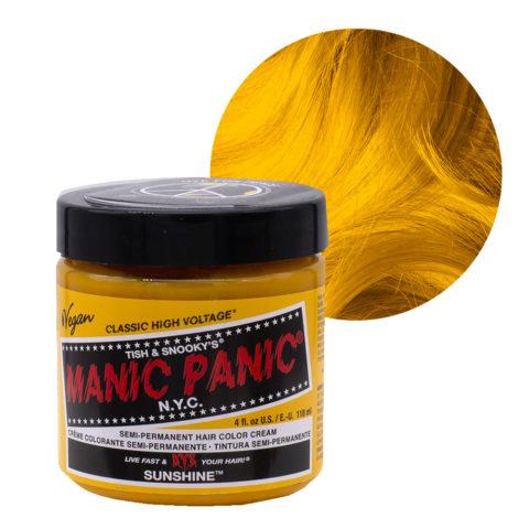Manic Panic Classic High Voltage Sunshine  118ml - Crema Colorante Semi-Permanente