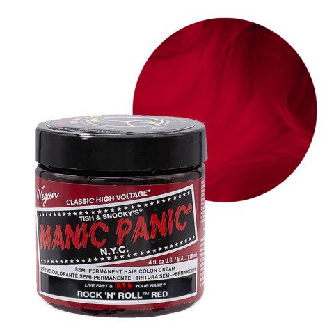 Manic Panic Classic High Voltage 118ml Rock'n' Roll Red  -  Crema Colorante Semi-Permanente