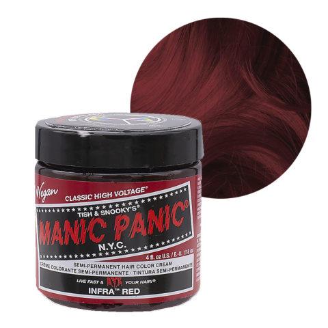 Manic Panic  Classic High Voltage  Infra Red 118ml -  Crema Colorante Semi-Permanente