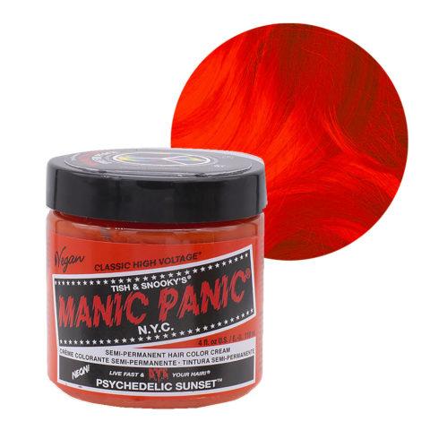 Manic Panic Classic High Voltage Psychedelic Sunset  118ml -  Crema Colorante Semi-Permanente