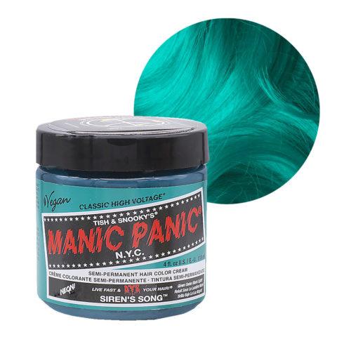 Manic Panic Classic High Voltage Siren's Song  118ml -  Crema Colorante Semi-Permanente