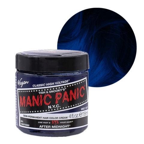 Manic Panic Classic High Voltage After Midnight  118ml -  Crema Colorante Semi-Permanente