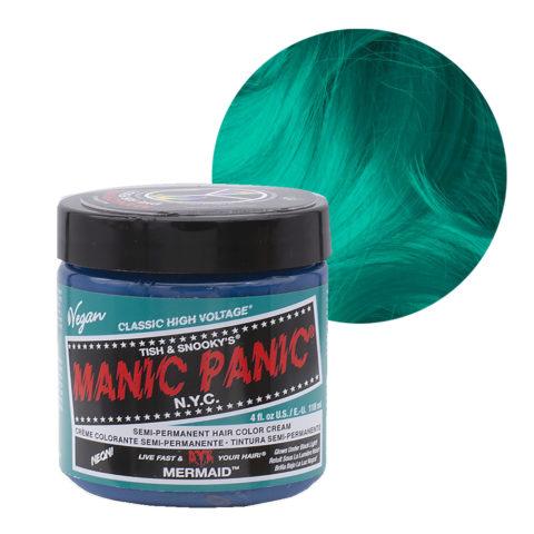 Manic Panic Classic High Voltage Mermaid 118ml -  Crema Colorante Semi-Permanente