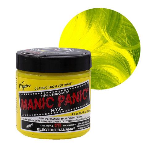 Manic Panic Classic High Voltage Electric Banana  118ml -  Crema Colorante Semi-Permanente