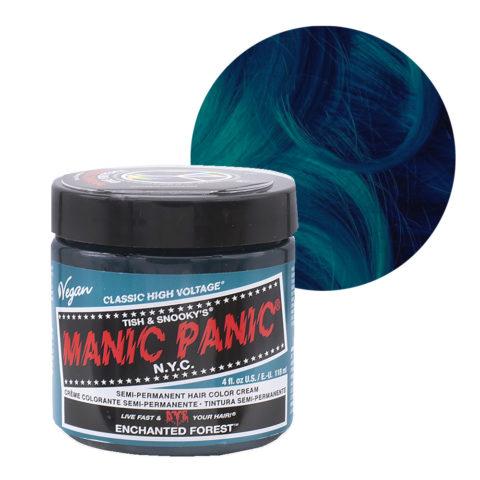 Manic Panic Classic High Voltage Enchanted Forest  118ml -  Crema Colorante Semi-Permanente