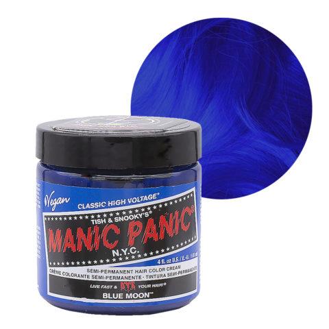 Manic Panic Classic High Voltage Blue Moon 118ml - Crema Colorante Semi-Permanente
