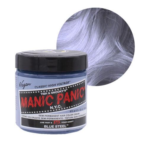 Manic Panic Classic High Voltage  Blue Steel 118ml  -  Crema Colorante Semi-Permanente