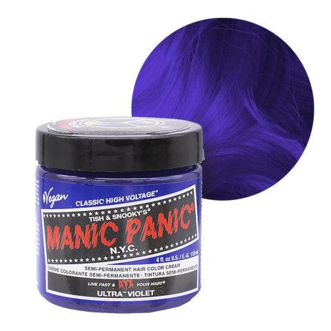 Manic Panic Classic High Voltage  Ultra Violet 118ml -  Crema Colorante Semi-Permanente