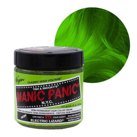 Manic Panic Classic High Voltage Electric Lizard 118ml -  Crema Colorante Semi-Permanente
