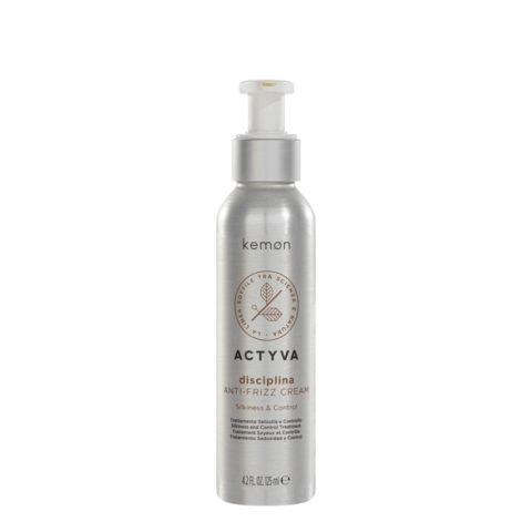 Kemon Actyva Disciplina Anti-Frizz Cream Velian 125ml - crema disciplinante anticrespo