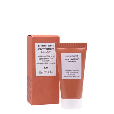 Comfort Zone Body Strategist D-Age Cream 30ml - crema rassodante nutriente
