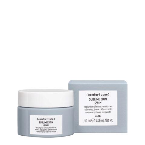 Comfort Zone Sublime Skin Cream 30ml - crema rimpolpante rassodante