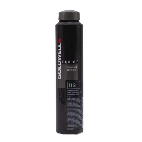 11G Biondo speciale dorato Goldwell Topchic Special lift can 250gr 2+1