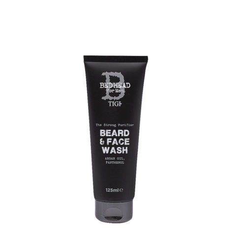 Tigi Bed Head for Man Purify Max Beard & Face Wash 125ml - detergente barba e viso