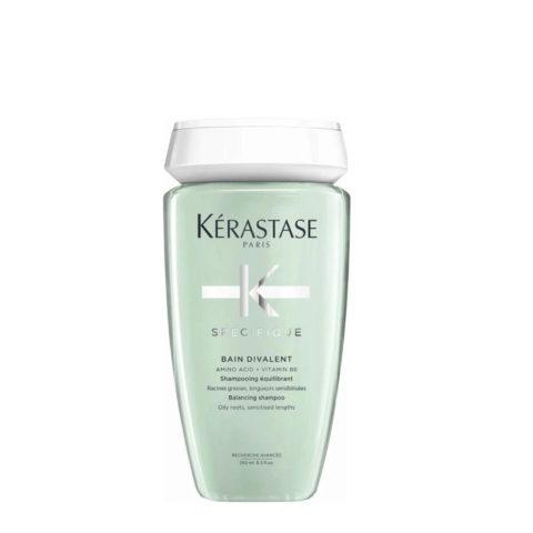Kérastase Spécifique Bain Divalent Shampoo 250ml - per cuoio capelluto grasso