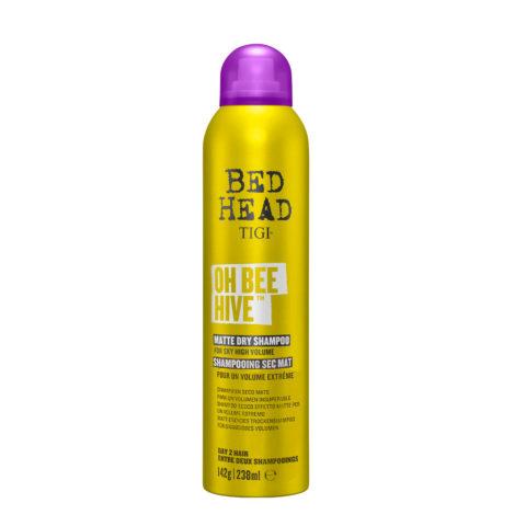Tigi Bed Head Oh Bee Hive Matte Dry Shampoo 238ml - shampoo a secco