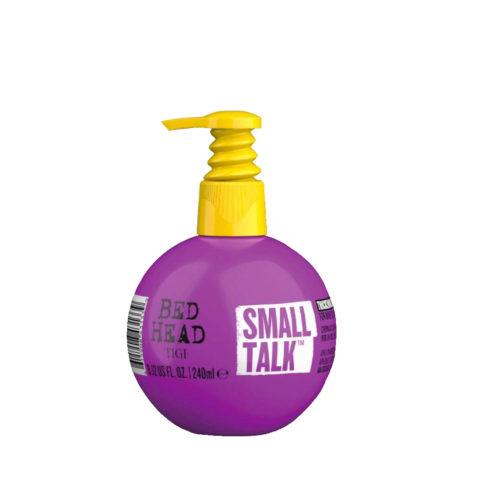 Tigi Bed Head Small Talk Cream 240ml - crema 3in1 infoltente, energizzante e stilizzante