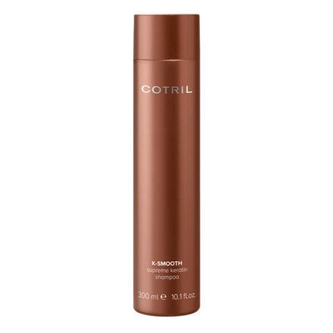 Cotril Creative Walk K -smooth Supreme keratin Shampoo 300ml -  shampoo con cheratina