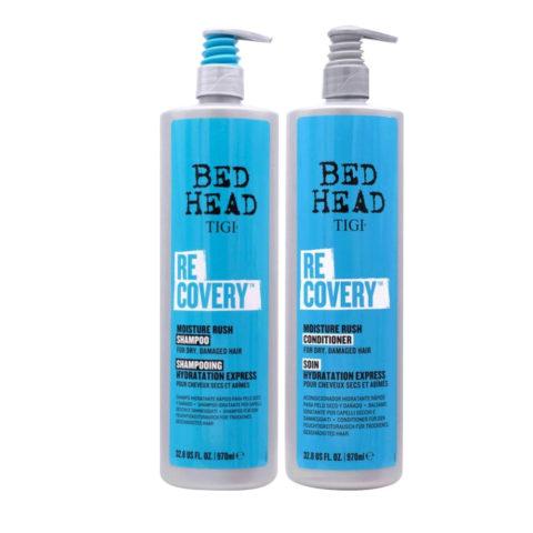 Tigi Bed Head Recovery Kit Shampoo 970 ml Conditioner 970 ml