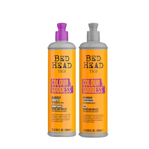 Tigi Bed Head Colour Goddess Kit Shampoo 400ml e Conditioner 400ml