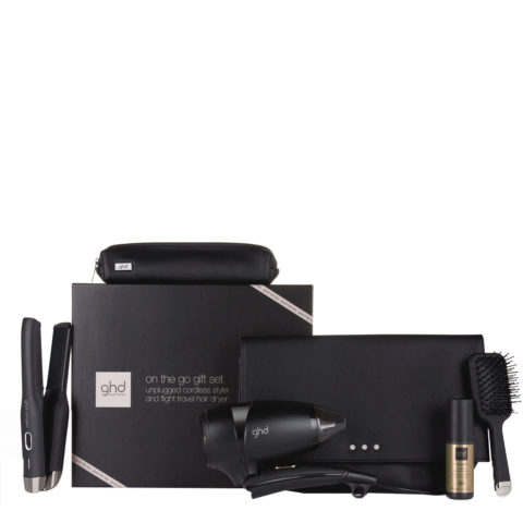 Ghd On the Go Gift Set - Unplugged & Flight