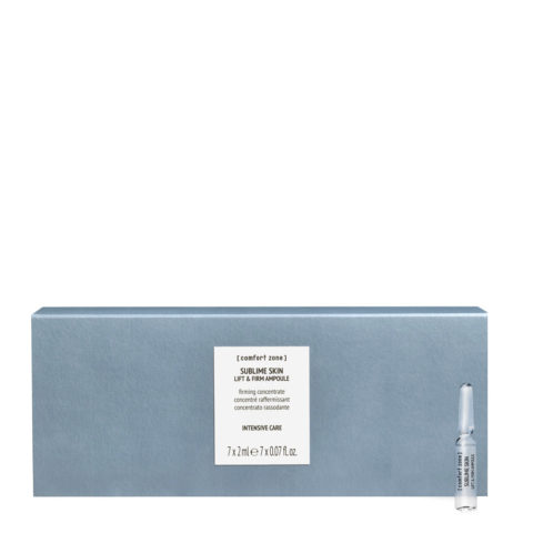 Comfort Zone Sublime Skin Lift & Firm Ampoule 7x2ml - fiale rassodanti