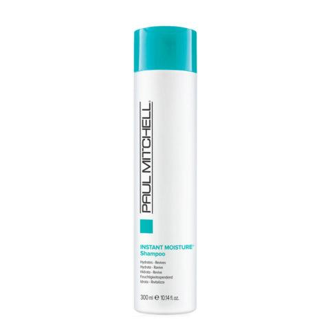 Paul Mitchell Moisture Instant moisture daily shampoo 300ml - shampoo idratante per capelli molto secchi