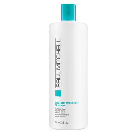Paul Mitchell Moisture Instant moisture shampoo 1000ml - shampoo idratante per capelli molto secchi