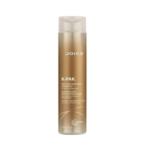 Joico K-pak Shampoo 300ml - shampoo ristrutturante capelli danneggiati