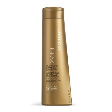 Joico K-pak Clarifying shampoo 300ml - shampoo purificante pre trattamento di ricostruzione