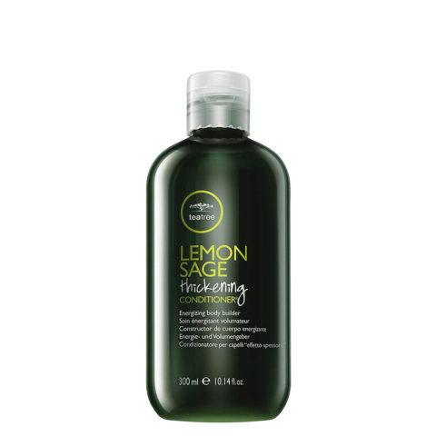 Paul Mitchell Tea tree Lemon sage Thickening conditioner 300ml - Condizionatore volumizzante energizzante